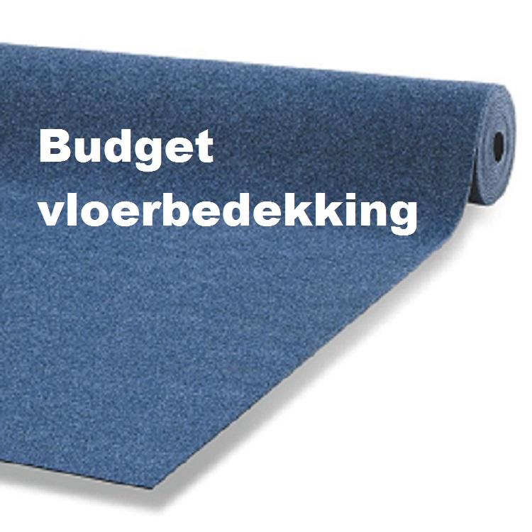 Budget vloerbedekking
