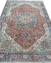 Vintage tapijt handgeknoopt 200 x 316 multi