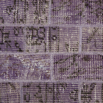 Patchwork Vintage Light Purple