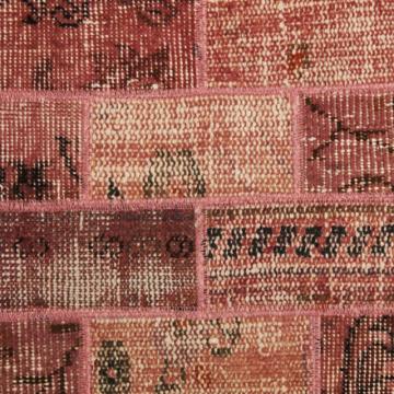 Patchwork Vintage Pink