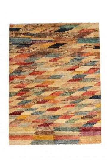 Modern tapijt Afghan 230x174 6127