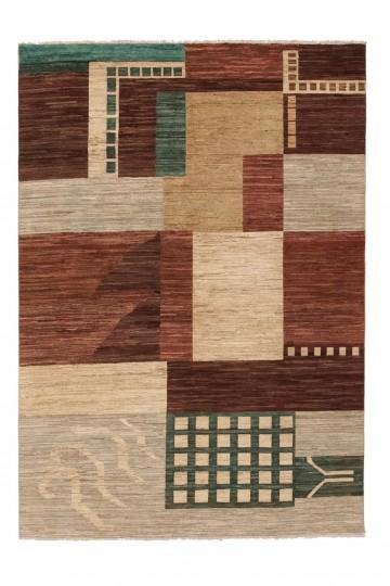 Modern tapijt Afghan 244x171 7720