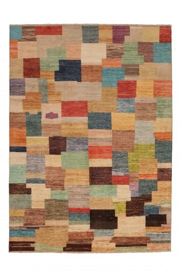 Modern tapijt Afghan 237x172 8255