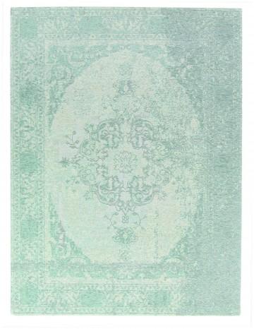 Vloerkleed Meda kleur Soft blue