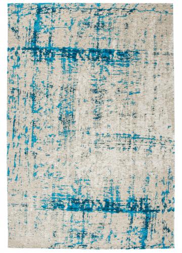 Vloerkleed Prosper Turquise Blue