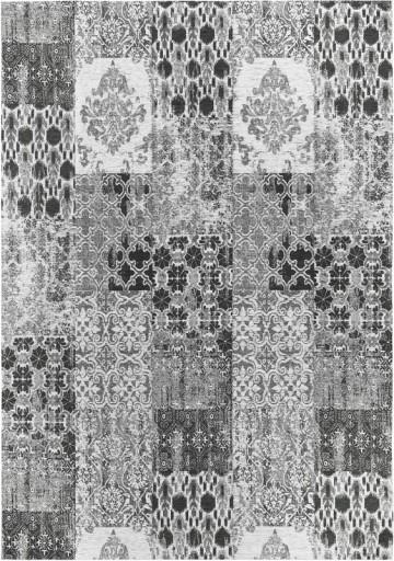 Vloerkleed Ruskeala Patch collection