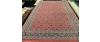 Oosters tapijt Herati Red/Blue