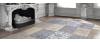 vloerkleed Cameo Multi Gustavian Blue 8237