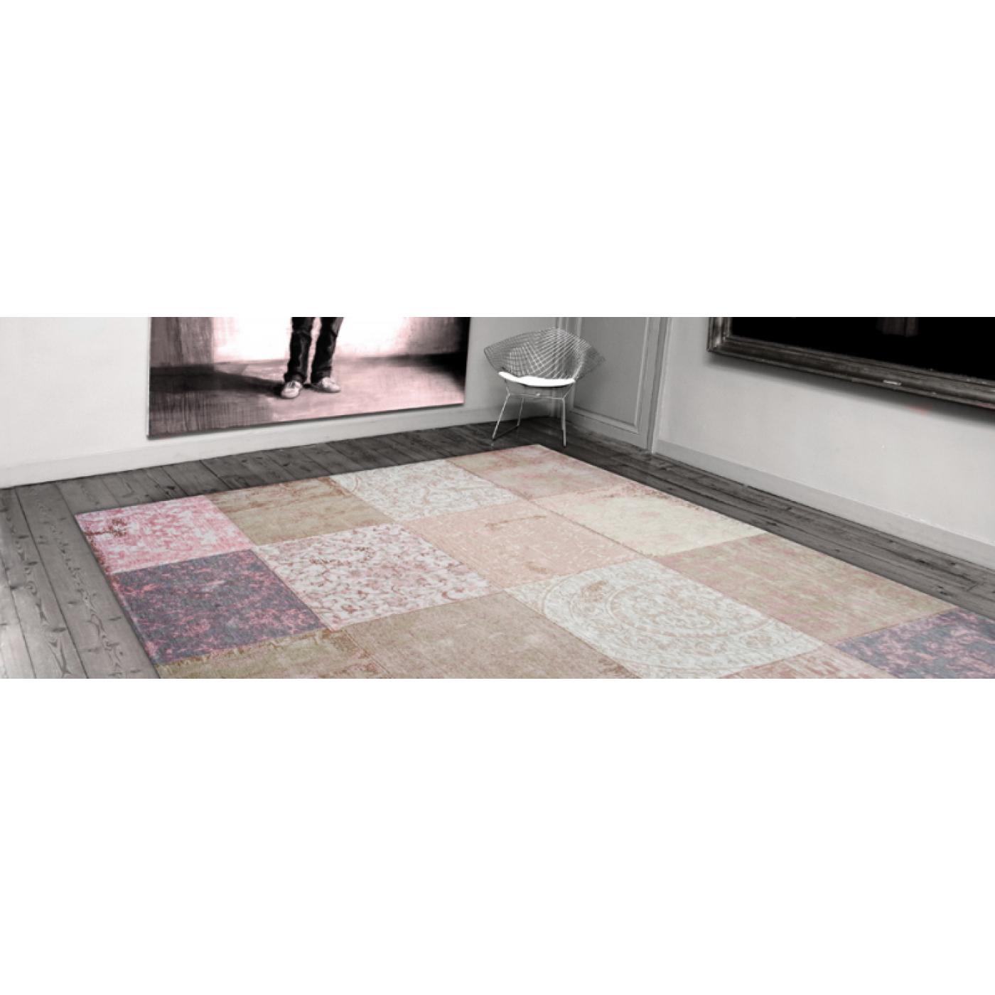 vloerkleed Cameo Multi Bolshoi Pink 8238