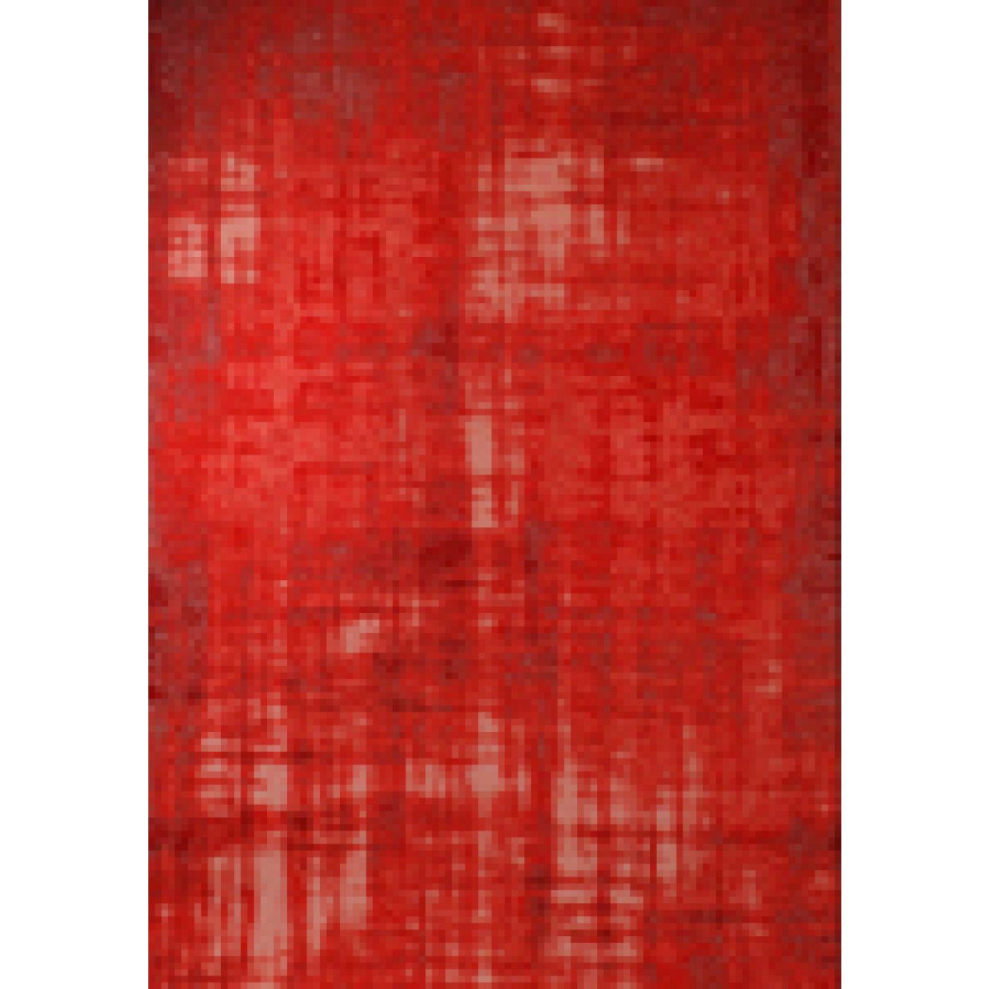 Vloerkleed Grunge Red