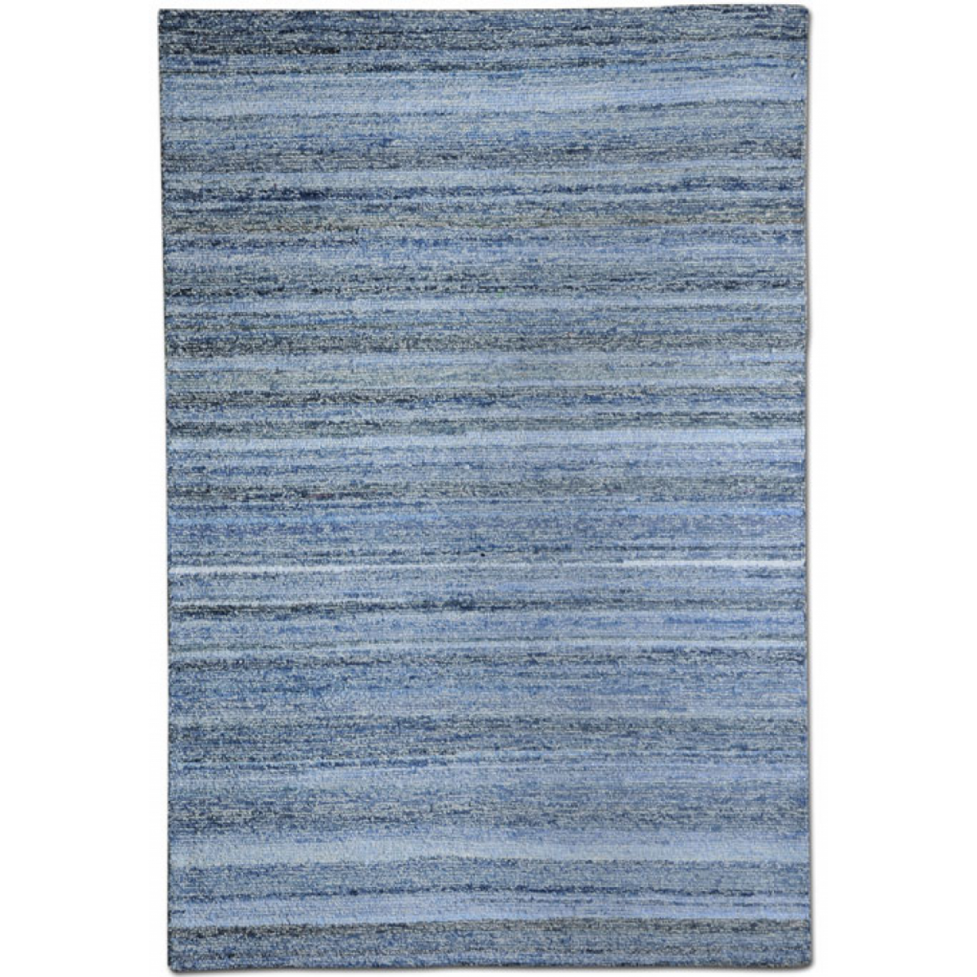 Vloerkleed Deniza white/blue