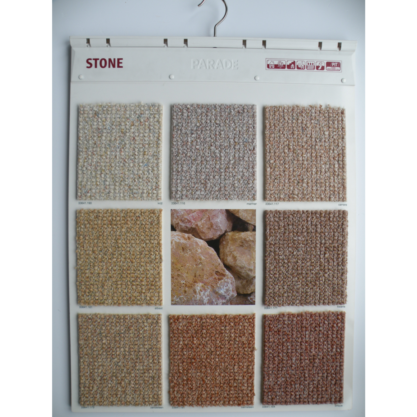 Parade Stone 4 meter breed -