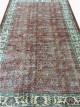 Vintage tapijt handgeknoopt 165 x 275
