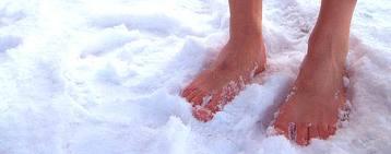 koude voeten vloerkleed