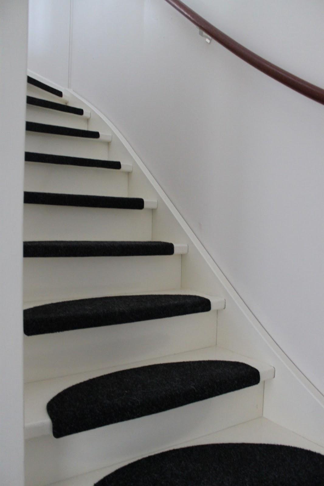 Nieuws   Trap bekleden met tapijt    vinyl    marmoleum